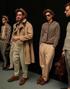 giorgio armani spring/summer 17 at milan mens fashion week | look | i-D