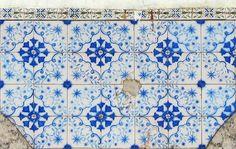 Azulejos antigos no Rio de Janeiro: Catumbi III - rua Pedro Mascarenhas