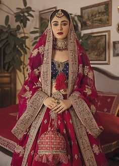 Pakistani Dress Design, Pakistani Bridal, Bridal Lehenga, Pakistani Dresses, Indian Bridal Outfits, Bridal Dresses, Wedding Outfits, Kurta Designs Women, How To Look Classy