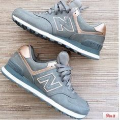quality design f9aa9 cdeb7 new balance rose gold sneakers Basket Mode, Chaussures Grises, Chaussures  Noel, Chaussures De