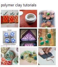 Cara Jane: Polymer clay tutorials