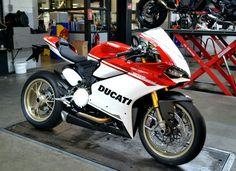 de nieuwe Ducati 1299S Anniversario!