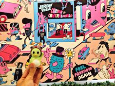 Newworld Penguin - Newworld Penguin A trip to jeremy ville at groove...