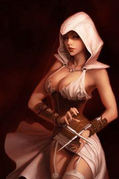 Assassin's Creed Girl Assassin | assassins_creed_girl_assassin
