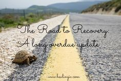 The Road to Recovery: A long overdue update