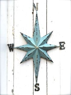 Nautical Wall Art Metal Compass Wall Art Nautical Wall Art