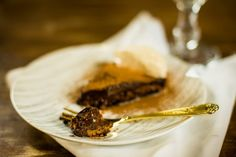 Torta de Oreo com caramelo de castanha de caju e chocolate amargo – O Chef e a…