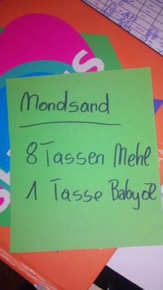 Mondsand Mondsand Mondsand The post Mondsand appeared first on Salzteig Rezepte. The post Mondsand appeared first on M Diy For Kids, Crafts For Kids, Cool Kids, Kindergarten Portfolio, Kids And Parenting, Activities For Kids, Diy And Crafts, Projects To Try, About Me Blog
