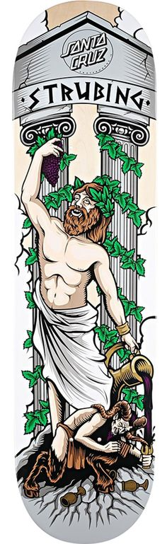 SANTA-CRUZ  Strubing Dionysus