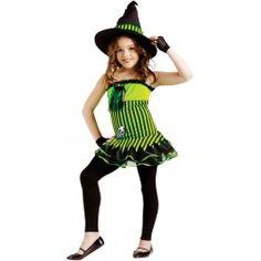 Rockin' Witch Costume - Halloween Costumes