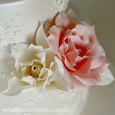 Sugar Flowers and Figurines