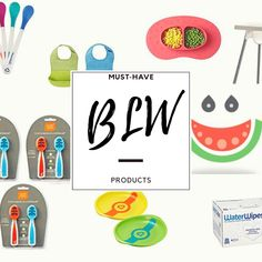 My list of must-have BLW products if you decide to do baby led weaning. BLW can be a messy business so these products will help make life easier.