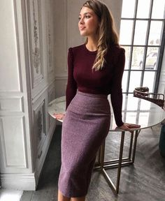Fashion Tips Moda .Fashion Tips Moda Spring Work Outfits, Casual Work Outfits, Business Casual Outfits, Mode Outfits, Chic Outfits, Fashion Outfits, Fashion Tips, Classy Womens Outfits, Corporate Outfits For Women