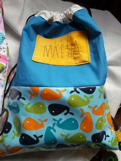 Zainetto asilo bimbo - boy school backpack