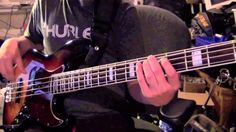 How to Play: Ray Parker Jr. - Ghostbusters Theme Song (Bass Lesson with ...