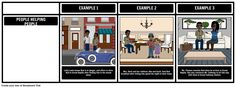 Create a Theme storyboard using our Grid layout at Storyboard That for Bud, Not Buddy.