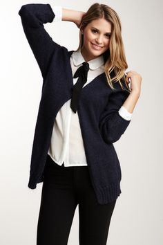 Love the tie - HauteLook.com Tomboy Fashion, Shopping Websites, Geek Chic, White Shirts, Kids Outfits, Kids Fashion, Dress Shirt