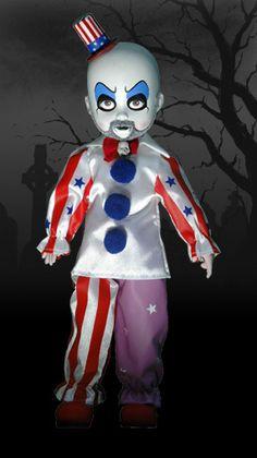 Living Dead Dolls Exclusive House of 1000 Corpses Captain Spaulding - HobbyStuf