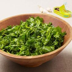 Broccoli Rabe Salad from EatingWell.com #myplate #veggies #vegetables