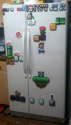 Voglio questi magneti da frigo! Geniali!!!
