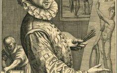 Il pittore olandese Cornelis Van Haarlem ornelis Corneliszoon van Haarlem, pittore e disegnatore olandese, uno dei principali artisti Manierista dei Paesi Bassi ha avuto una grande influenza sul suo discepolo Frans Hals e molti suoi dipinti #cornelisvanhaarlem #manierista