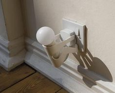 A funny lamp by Play Coalition