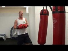 Punch Bag Combos - Get A Fat Burning Workout With Your Punch Bag Workout Routine - YouTube
