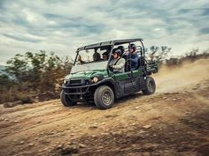 New 2017 Kawasaki Mule Pro-DXT Diesel EPS ATVs For Sale in Texas. THE MULE PRO-DXT EPS IS OUR POWERFUL, MOST CAPABLE, FULL-SIZE, SIX-PASSENGER DIESEL MULE SIDE X SIDE YET. THIS HIGH-CAPACITY DIESEL MULE NOT ONLY OFFERS UNMATCHED CARGO AND PASSENGER VERSATILITY BUT CAN ALSO AND TOW UP TO ONE TON.