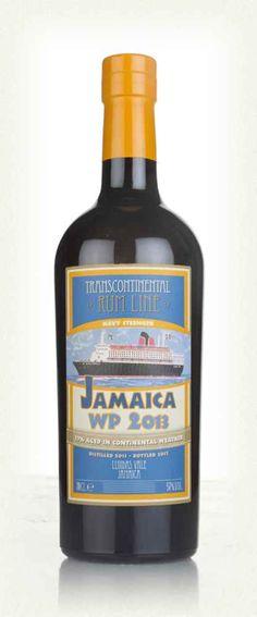 Worthy Park 2013 - Transcontinental Rum Line (La Maison du Whisky)