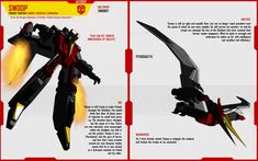 DINOBOT SWOOP by ~F-for-feasant-design on deviantART