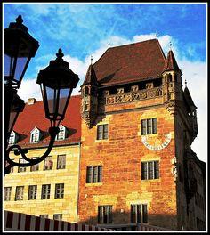 Medieval Nurenberg, Germany