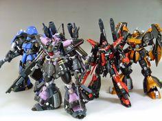 "HGUC 1/144 Dreissen ""Benkei""- Custom Build - Gundam Kits Collection News and Reviews"