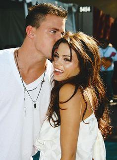 Jenna Dewan & Channing Tatum ok ok so I'm slightly Jealous lol but I just can't help it!