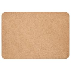 IKEA - SUSIG, Desk pad, cork, This desk pad is made of cork ― a dirt-repellent natural material that is also resistant to water, but you should still wipe off spilled liquids immediately to avoid marks. Vertical Storage, Small Storage, Ikea France, Alex Desk, Ikea Shopping, Desk Pad, Kallax, Ikea Furniture, Trapper Keeper