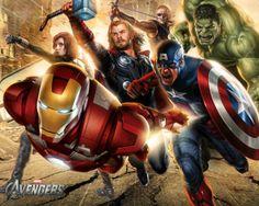 """#TheAvengers er 2012 amerikanske superhelt film dvs. produsert av Marvel Studios & distribuert av Walt Disney Pictures, basert på Marvel Comics superhelt team av samme navn. Det """"er den sjette utgaven i Marvel-universet. #kasino spill  kasino norsk"""