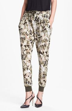 These tapered camo pants are now only $29 at #Nordstrom, but will this fashion trend last? #StyleChat