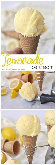 Lemonade Ice Cream D