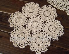 58 Best Crochet Table Mat Images In 2016 Crochet Doilies Crochet