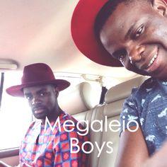 Megaleio hats