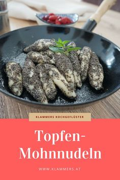 Leckere Mohnnudeln – Rebel Without Applause Vegetarian Recipes Dinner, Healthy Dinner Recipes, Yummy Recipes, Austrian Recipes, Ground Beef Recipes, Eating Habits, Food Inspiration, Good Food, Food And Drink