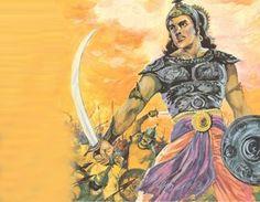 Like samudragupta maurya