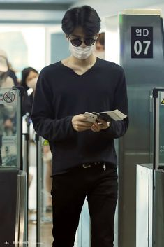 DAILYEXO — Sehun - 150622 Incheon Airport, arrival from...