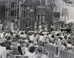 The Wall of Sound at the Hollywood Bowl   Grateful Dead