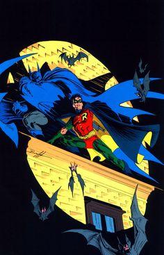 Batman and Robin by Norm Breyfogle