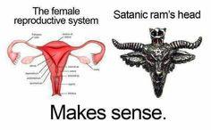 62d5530622367bf0a8845f171a69bc68 perfect sense satan angry uterus inevitable mountains pinterest