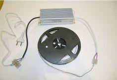 A fita LED é uma maneira versátil de iluminação decorativa. Veja aqui o passo a passo para instalar a fita LED Golden.