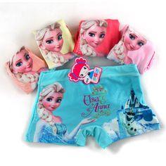 $6.57 (Buy here: https://alitems.com/g/1e8d114494ebda23ff8b16525dc3e8/?i=5&ulp=https%3A%2F%2Fwww.aliexpress.com%2Fitem%2F2016-5pcs-lot-Anna-Elsa-cartoon-cool-children-boxer-underwear-girl-cotton-pants-for-kids-pants%2F32691453115.html ) 2016 5pcs/lot Anna Elsa cartoon cool children boxer underwear girl cotton pants for kids pants Briefs Panties underpants 3-11T for just $6.57