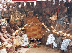 Ghana.  Such a remarkable history of art and culture.