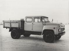 ГАЗ MPC 1-52 Опытный '1977