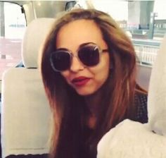 Yay!  Got Jade to look at the camera :) Bye loves we got to go - Leighxx